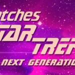 Star Trek, The Next Generation, Season 4 banner