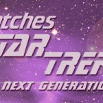 Star Trek, The Next Generation, Season 5 banner